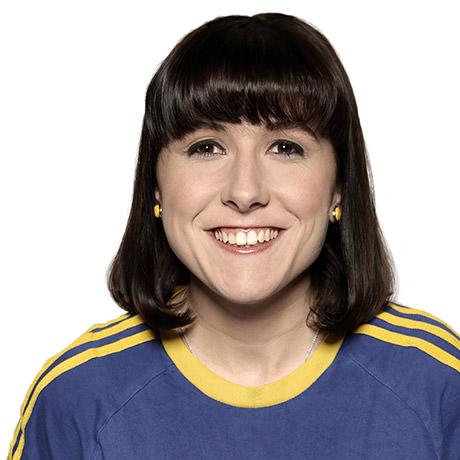 Comedian Maisie Adam