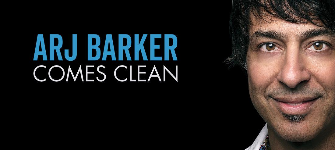 Arj Barker 2020 Show Adelaide Fringe Melbourne Comedy Festival