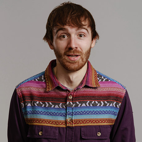 Comedian Ian Smith
