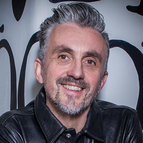 Comedian Markus Birdman